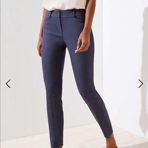 Loft High Waist Skinny Ankle Pants in Marisa Fit